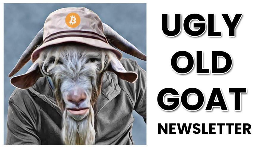 End of Week, End of Month, End of Quarter | Ugly Old Goat